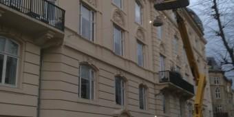 Nye vinduer til andelsforeningen – LE Glas 2
