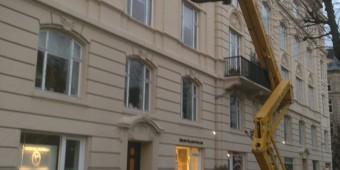 Nye vinduer til andelsforeningen – LE Glas 3