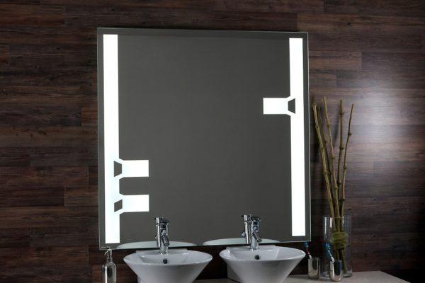 DESIRE LED Spejl Structure