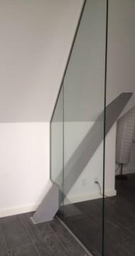 Glasvæg fra LE Glas
