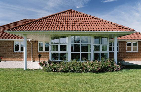 Moderne vinduer med kvalitet