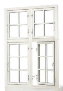 Vinduer og døre fra Glarmester LE Glas
