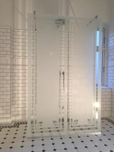 Bruseafskærmning fra LE Glas