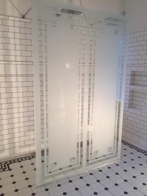 Brusevæg fra LE Glas