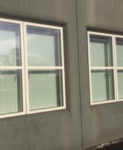 Velfac 200 energy træ/alu vinduer