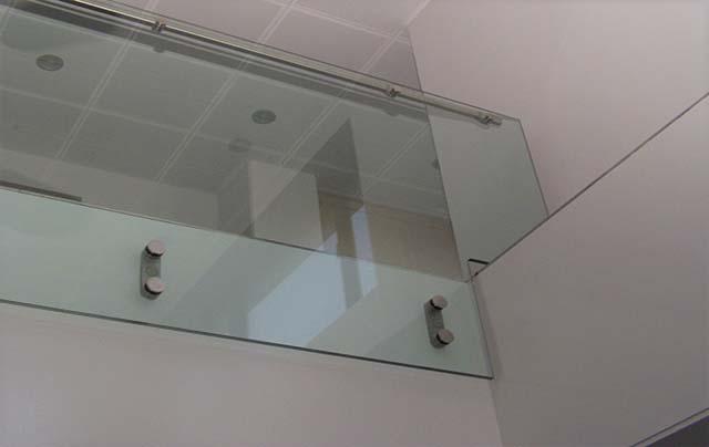 Glasværn til balkon fra LE Glas